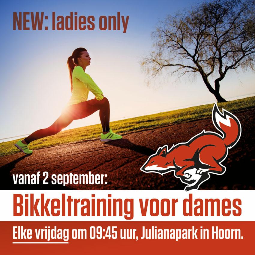 Dames_Bikkeltraining